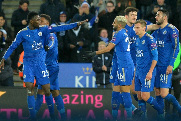 Ndidi Rated Highly In Leicester's Hard-Fought Draw Vs Man United