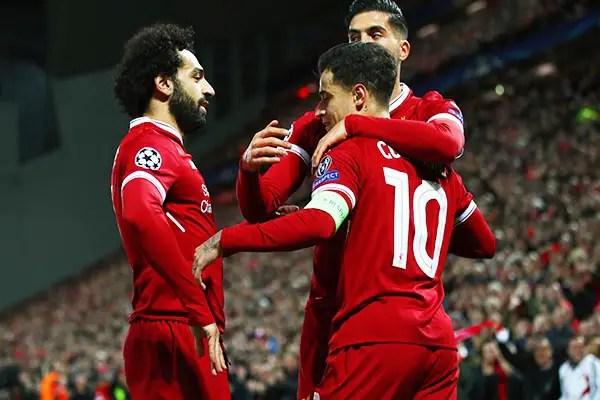 UCL: Shakhtar End City Unbeaten Run, Liverpool Rout Spartak, Ronaldo Sets Goals Record