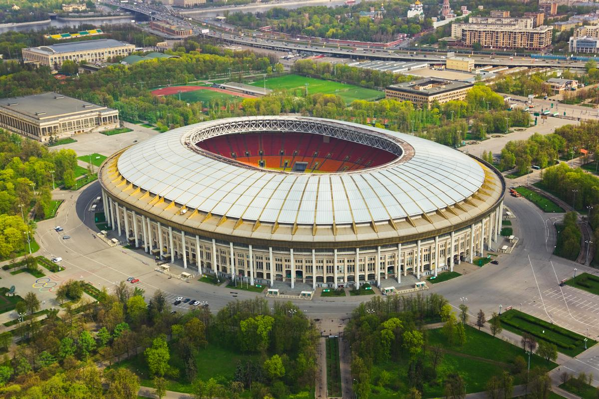 ADVENTURES IN RUSSIA: A Reporter's Experience At The 2018 FIFA World Cup Draws (2)