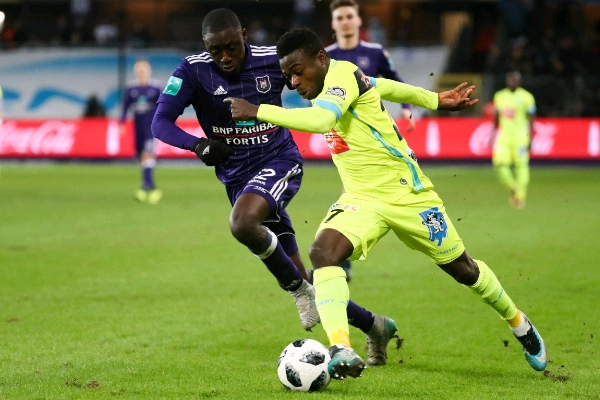 Disappointed Simon Laments Gent Defeat To Anderlecht