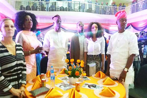 Odion Ighalo Orphanage Launched, Obanikoro Donates N1m