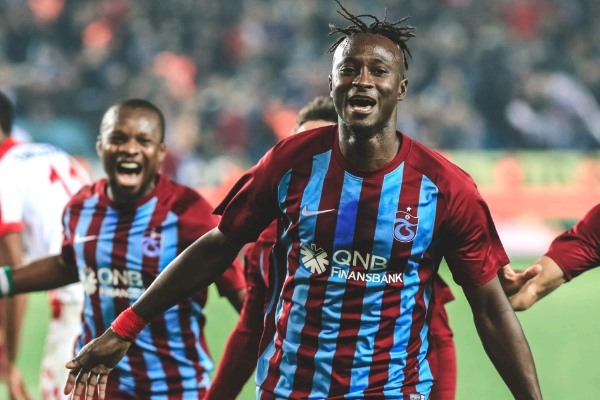 Onazi Bags Assist In Trabzonspor Win, Onuachu Stars In Midtjylland Victory