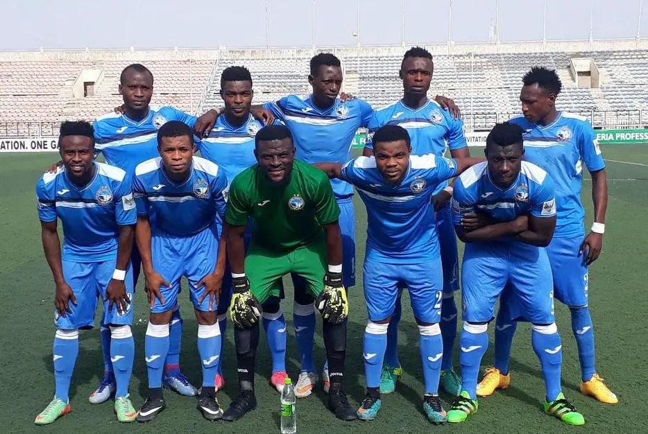 Ghana Keeper Dauda: Enyimba Can Win NPFL, CAFCC, Aiteo Cup Treble