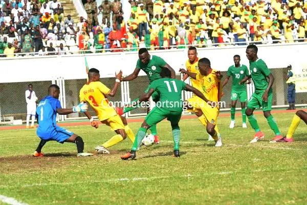 Salisu Names Ezenwa, Okpotu, Olatunbosun In Home Eagles Squad For Super Six