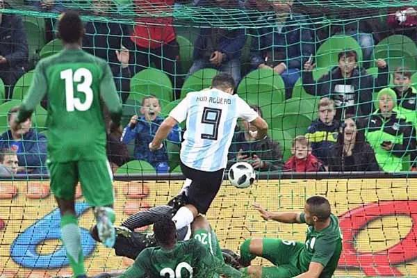 Ikpeba: Argentina Favourites In Nigeria's World Cup Group; Croatia Tough