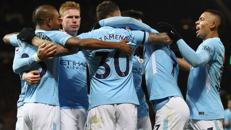 Man United 1-2 Man City: Five Lucky Winners Emerge In Complete Sports' Predict And Win Competition