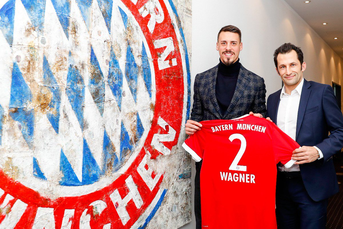 Bayern Munich Snap Up Hoffenheim's Sandro Wagner on €12m, Two And Half Year Deal