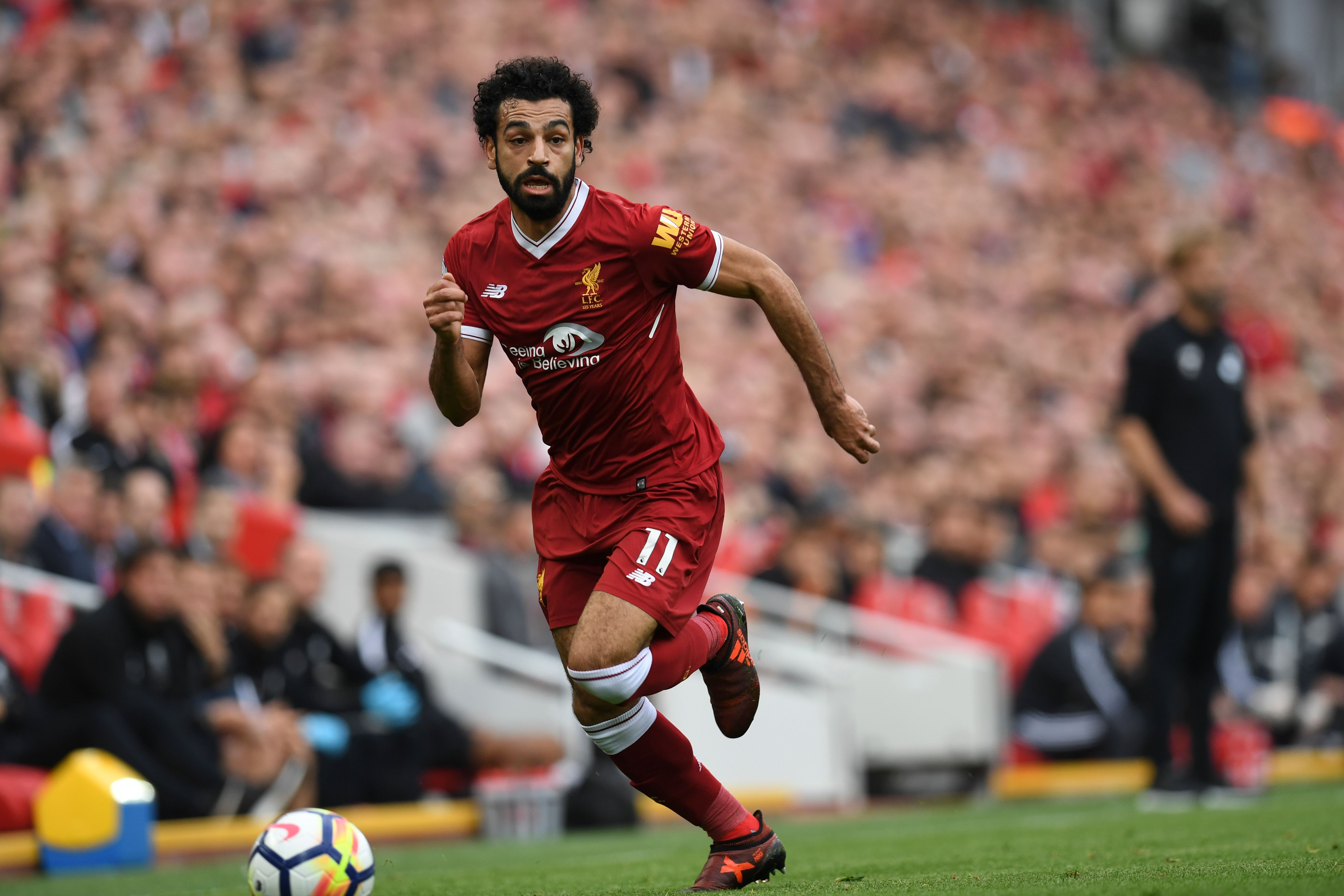 Zidane Fuels Salah-To-Madrid Rumours After Admitting To Admiring The Liverpool Star