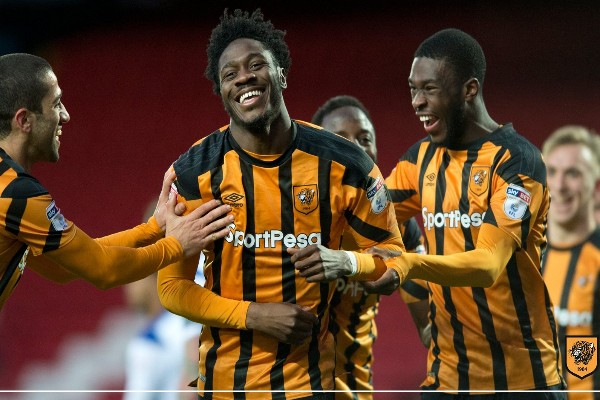 FA Cup: Aina Scores As Hull Win, Man City Outclass Burnley