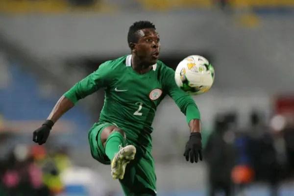 Home Eagles Defender, Okoro: We Must Be Clinical On Goal Vs Libya