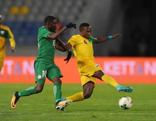 CHAN: Yusuf Expects Libya To Be Tougher Than Rwanda, Backs Okpotu To Score