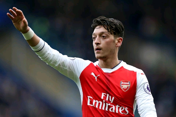 Ozil Reveals Reasons Why He Stalled Before Signing New Arsenal Deal
