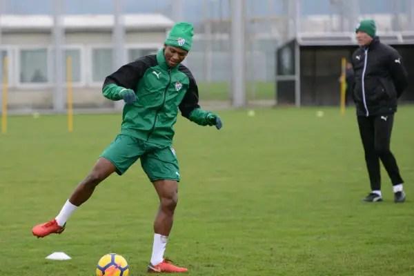 Abdullahi Relishes Bursaspor Win Over  Kayserispor