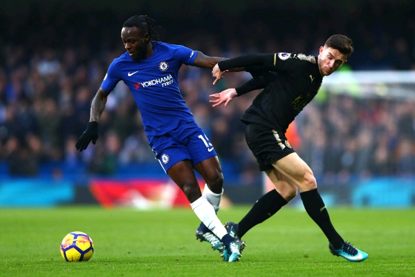 Moses: Chelsea Won't Stop Fighting For Good Finish