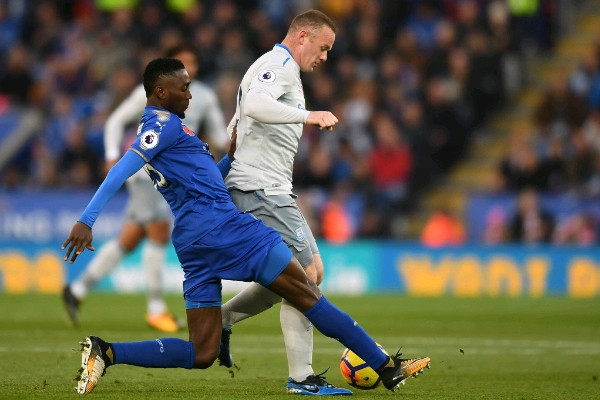 Ndidi Rated Europe's Most Successful Tackler