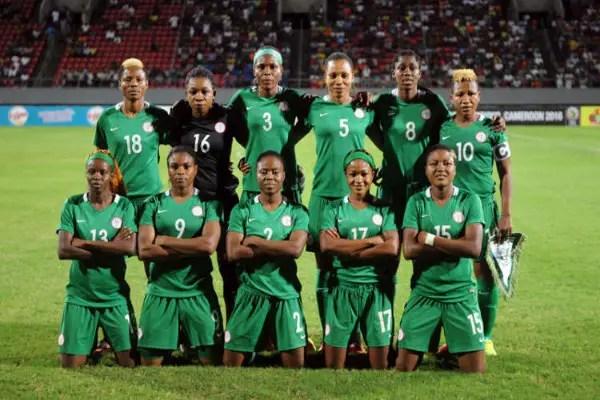 Super Falcons Draw Benin, Senegal, Mali In WAFU Cup