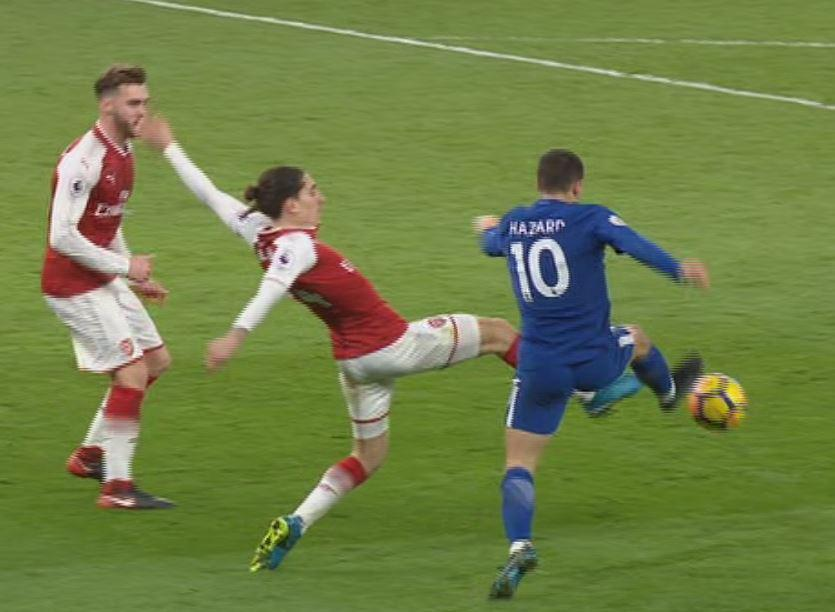 Wenger Still Angry At Hazard's Penalty Decision In 2-2 Draw With Chelsea