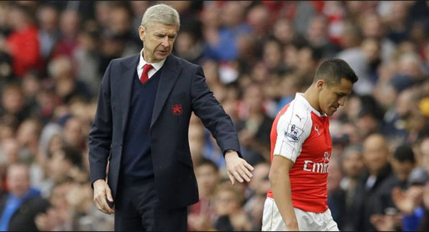 Wenger: Sanchez Is Going To Manchester United Because Of Money