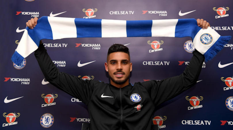 New Signing Emerson Reckons Italian Connection Will Get The Job Done For Chelsea