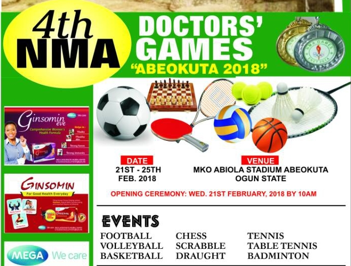 NMA Games: South-East, South-South To Clash In Football Final
