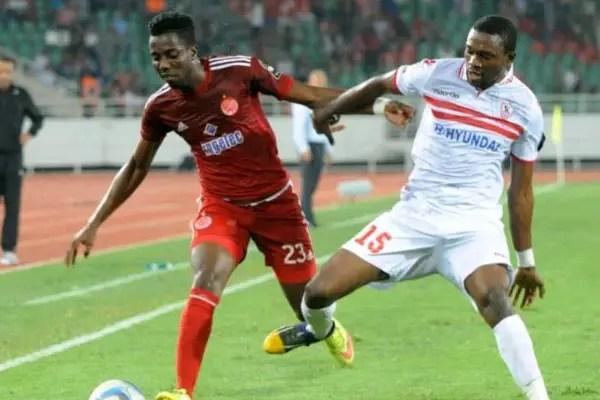 Wydad Coach: Why I Played Chikatara In Super Cup Vs TP Mazembe
