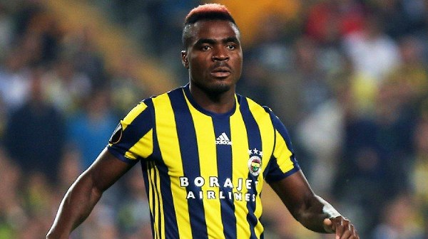 Emenike Joins Etebo At Las Palmas On Six-Month Loan From Olympiacos