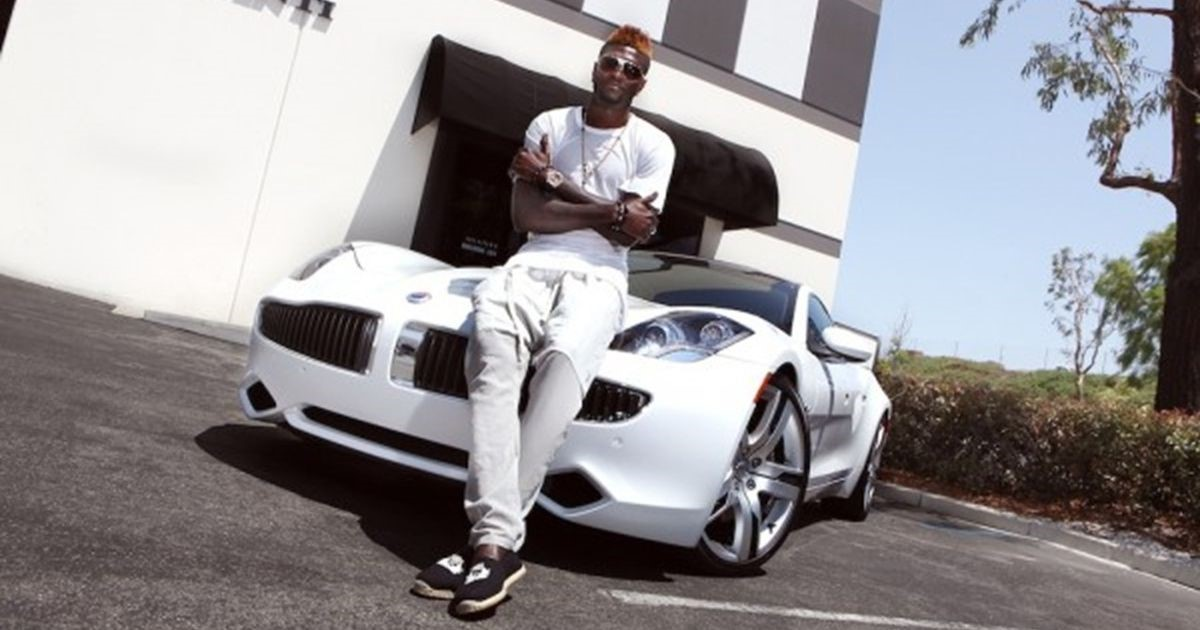African Footballers And Their Love For Automobiles