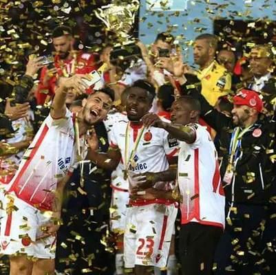 Chikatara Celebrates Wydad Super Cup Triumph, Targets More Trophies