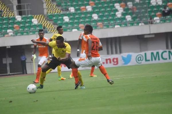 CAFCL/CAFCC: Plateau United Win In Jos, Gambians Stun Akwa United In Uyo