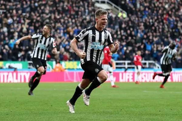 Pogba Struggles As Newcastle Stun Poor Man United