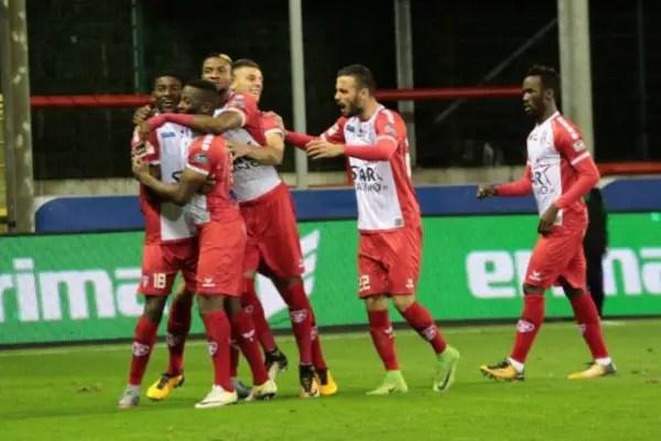 ROUND-UP: Awoniyi Scores Brace In Mouscron Defeat, Ebuehi Stars; Odey, Nwakali Benched