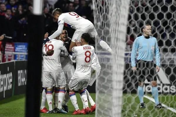 Europa: Atletico Hammer Copenhagen As Leipzig Shock Napoli; Celtic, Lyon Win