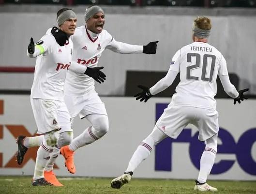 Lokomotiv Moscow Knock Balotelli's Nice Out Of Europa League