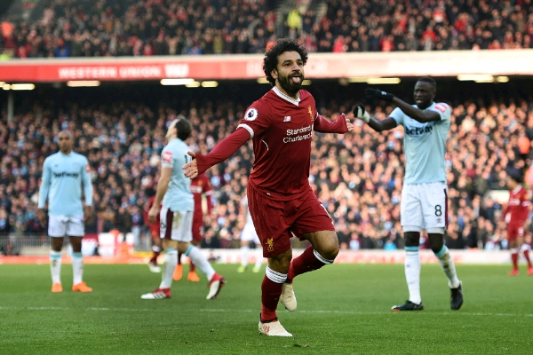 Salah Hits 23rd EPL Goal In Liverpool Win, Newcastle Blow Two-Goal Lead
