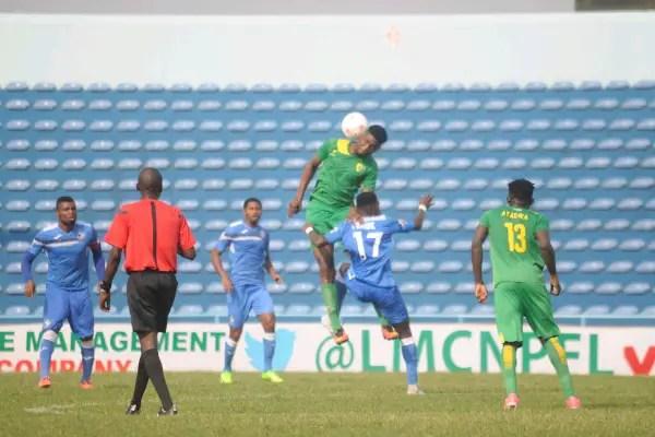 NPFL: Pillars, Enyimba In Battle Of Giants; Heartland Welcome Wikki