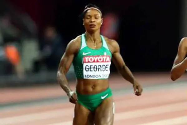 IAAF World Indoors: Nigeria Guns For 4x400m Relay Medal