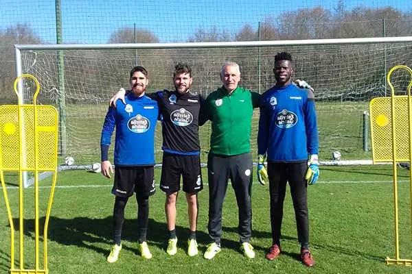 Rohr Sends Super Eagles Goalkeeper Trainer Enrico To Work With Uzoho