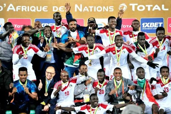 CHAN: Celebrations As Sudan Edge Libya On Penalties To Win Bronze Again