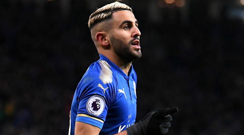 Mahrez: I Didn't Go On Strike Because Of Failed Man City Transfer