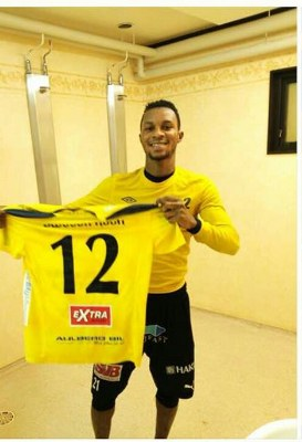 Little-known Nigerian Striker Joseph Joins Sweden's Mjallby FC