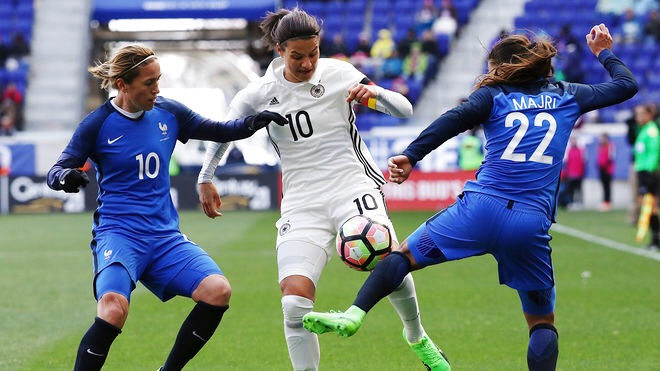 France Name Strong Squad For Super Falcons Friendly