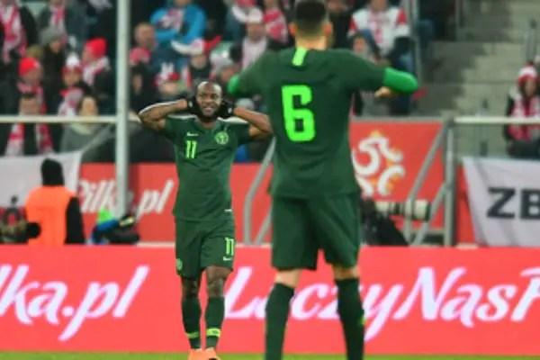 Chelsea Celebrate Moses, Giroud Friendly Goals, Caballero' Argentina Debut
