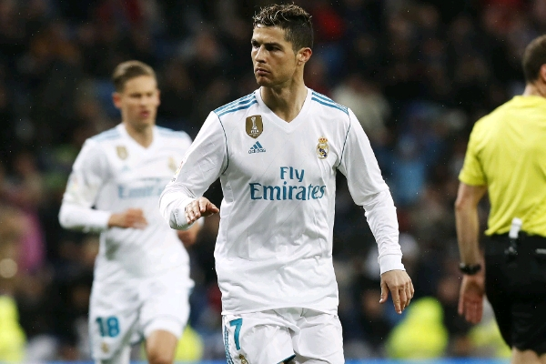 Ronaldo Scores Another Milestone Goal As Real Madrid Beat Getafe