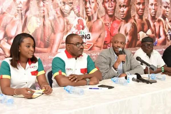 Nigeria's Usman, Babatunde Target African Titles At 14TH GOtv Boxing Night