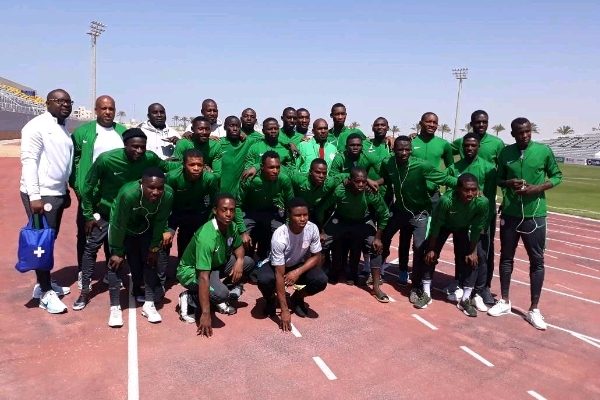 Flying Eagles Advance Past Guinea Bissau In U-20 African Qualifiers