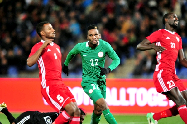 CHAN Star Okechukwu Promises To Grab Super Eagles Chance In Poland, Serbia Friendlies