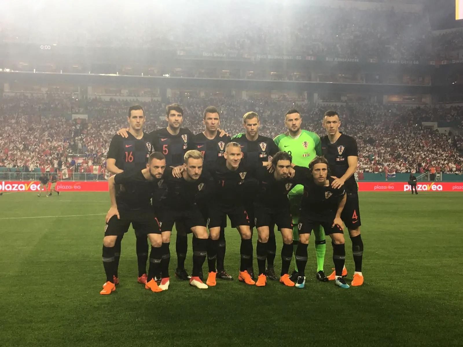 Nigeria's World Cup Foes Croatia, Iceland Lose To Peru, Mexico In Friendlies