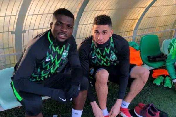 Ogu: Super Eagles Won't Let Nigerians Down Vs Poland
