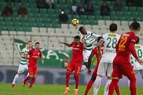 Turkish League: Abdullahi, Agu In Action As Bursaspor Pip Kayserispor, End Winless Run