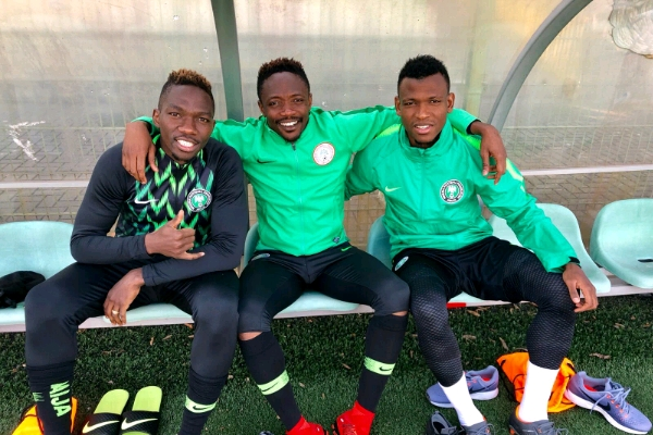 Abdullahi: Time For Eagles To Fly Against Poland!